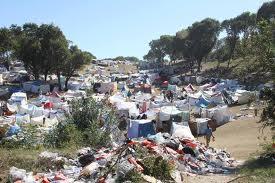refugee golf course
